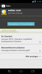 Motorola RAZR i - Apps - Herunterladen - 14 / 22