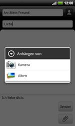 HTC A9191 Desire HD - MMS - Erstellen und senden - Schritt 15