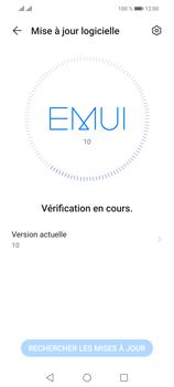Huawei P Smart 2021 - Aller plus loin - Mettre à jour le logiciel interne de votre mobile - Étape 7