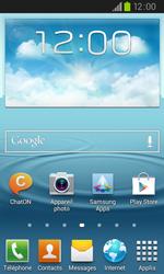 Samsung I9105P Galaxy S II Plus - MMS - configuration automatique - Étape 1