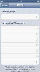 Apple iPhone 5 - E-mail - Handmatig instellen - Stap 16