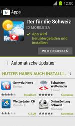 Samsung Galaxy S II - Apps - Installieren von Apps - Schritt 16