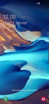 Samsung Galaxy S10e - Premiers pas - Configurer l