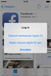 Apple iPhone 4 S - iOS 7 - apps - account instellen - stap 24