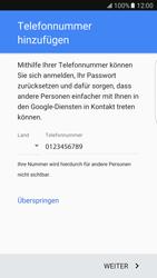 Samsung Galaxy S7 Edge - Apps - Einrichten des App Stores - Schritt 13