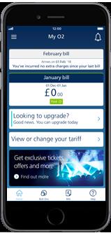 O2 | Guru Device Help | MyO2 | Change your tariff | iPhone 4 S