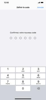 Apple iPhone 11 Pro Max - Sécuriser votre mobile - Activer le code de verrouillage - Étape 7