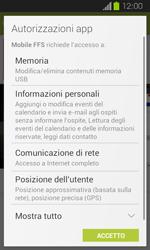Samsung Galaxy Express - Applicazioni - Installazione delle applicazioni - Fase 20