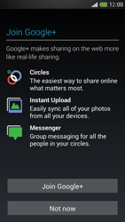 HTC One Mini - Applications - Setting up the application store - Step 16