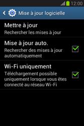 Samsung Galaxy Fame Lite - Logiciels - Installation de mises à jour - Étape 7