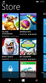 Microsoft Lumia 640 XL - Apps - Konto anlegen und einrichten - 0 / 0