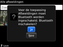 BlackBerry 9700 Bold - contacten, foto
