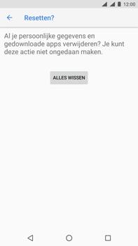 Nokia 6.1 Dual-SIM (TA-1043) - Instellingen aanpassen - Fabrieksinstellingen terugzetten - Stap 8