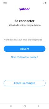 Samsung Galaxy A51 5G - E-mails - Ajouter ou modifier votre compte Yahoo - Étape 9
