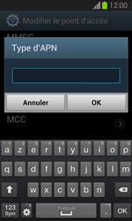 Samsung Galaxy Trend Lite - MMS - Configuration manuelle - Étape 14