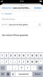 Apple iPhone 6 - E-Mail - E-Mail versenden - 0 / 0