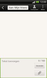 HTC T328e Desire X - MMS - Afbeeldingen verzenden - Stap 6