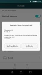 Huawei Ascend G7 - Bluetooth - Geräte koppeln - 0 / 0