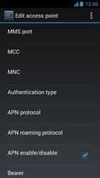 Acer Liquid Z5 - Internet - Manual configuration - Step 17
