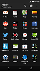 HTC Desire 610 - Contact, Appels, SMS/MMS - Envoyer un MMS - Étape 3