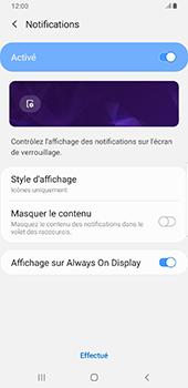 Samsung Galaxy S9 Plus - Android Pie - Sécurité - activéz le code PIN de l'appareil - Étape 11