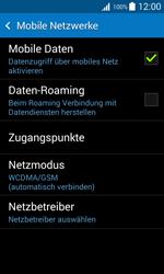 Samsung G318H Galaxy Trend 2 Lite - Netzwerk - Netzwerkeinstellungen ändern - Schritt 6