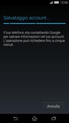Sony Xperia Z2 - Applicazioni - Configurazione del negozio applicazioni - Fase 16