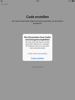 Apple iPad Air 2 - iOS 11 - Persönliche Einstellungen von einem alten iPhone übertragen - 15 / 29