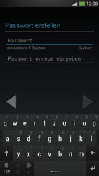 HTC One Mini - Apps - Konto anlegen und einrichten - 10 / 24