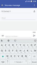HTC U Play - Contact, Appels, SMS/MMS - Envoyer un MMS - Étape 11