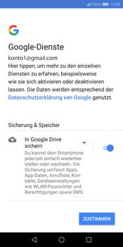 Huawei P Smart - E-Mail - Konto einrichten (gmail) - Schritt 11