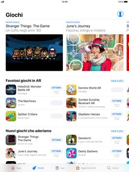 Apple iPad mini 2 iOS 11 - Applicazioni - installazione delle applicazioni - Fase 5