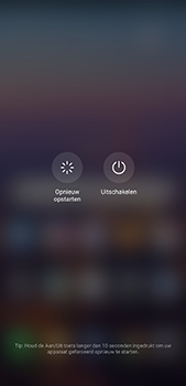 Huawei P20 Pro - Internet - handmatig instellen - Stap 19