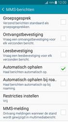 Samsung A300FU Galaxy A3 - MMS - probleem met ontvangen - Stap 7