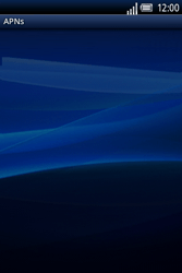 Sony Ericsson Xperia X8 - MMS - Manuelle Konfiguration - 0 / 0