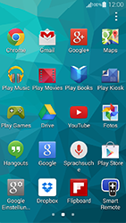 Samsung G800F Galaxy S5 Mini - E-Mail - Konto einrichten (gmail) - Schritt 3