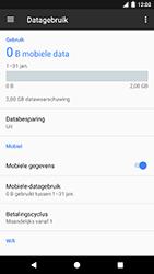 Google Pixel - Internet - buitenland - Stap 5