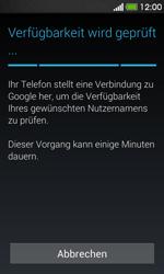 HTC Desire 500 - Apps - Konto anlegen und einrichten - Schritt 10