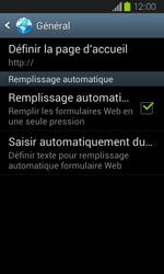 Samsung I8730 Galaxy Express - Internet - Configuration manuelle - Étape 24