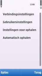 Nokia C5-03 - e-mail - handmatig instellen - stap 25
