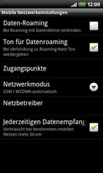 HTC Desire Z - MMS - Manuelle Konfiguration - 2 / 2