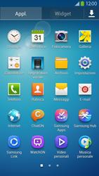 Samsung Galaxy S 4 LTE - Dispositivo - Ripristino delle impostazioni originali - Fase 4