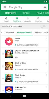 Google Pixel 3 - Apps - Herunterladen - Schritt 7