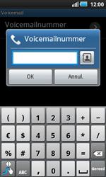 Samsung I5800 Galaxy Apollo - Voicemail - handmatig instellen - Stap 7