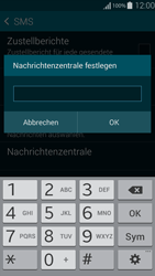 Samsung G850F Galaxy Alpha - SMS - Manuelle Konfiguration - Schritt 8