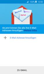 Samsung J120 Galaxy J1 (2016) - E-Mail - Konto einrichten (gmail) - Schritt 6