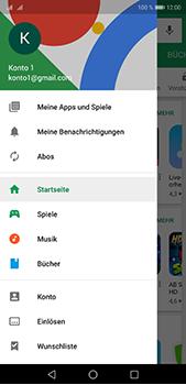 Huawei P20 Pro - Apps - Nach App-Updates suchen - Schritt 4