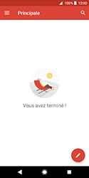 Sony Xperia XZ2 Compact - E-mail - Configuration manuelle (gmail) - Étape 14