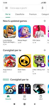 Xiaomi RedMi Note 7 - Applicazioni - Come verificare la disponibilità di aggiornamenti per l