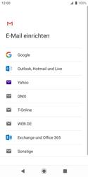 Sony Xperia XZ2 Compact - Android Pie - E-Mail - Konto einrichten (gmail) - Schritt 8